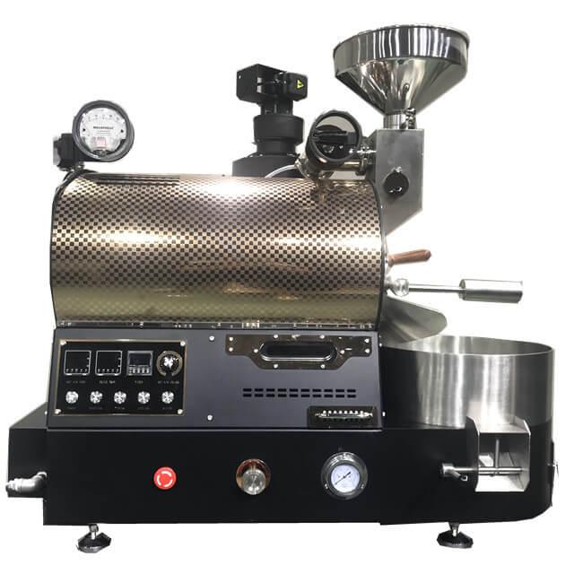 2 kg Gasröster Verbesserte Version Kaffeebohnen-Röstmaschinen für das Café