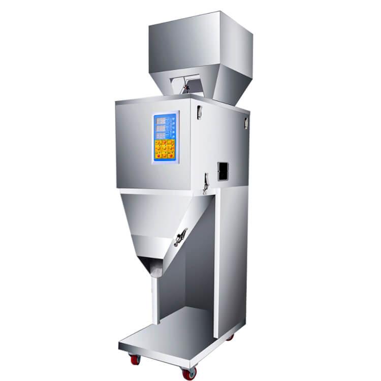 999G 1Kg Füllmaschine Kaffeepulver Füllmaschine Kaffeebohne